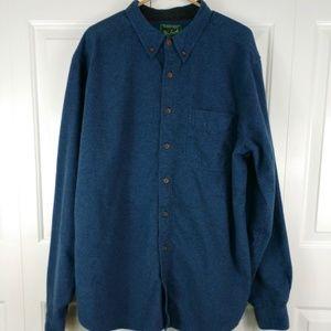 Woolrich Men's 100% Cotton Flannel